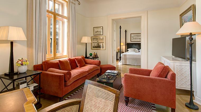 hotel astoria a rocco forte hotel presidential suite living room