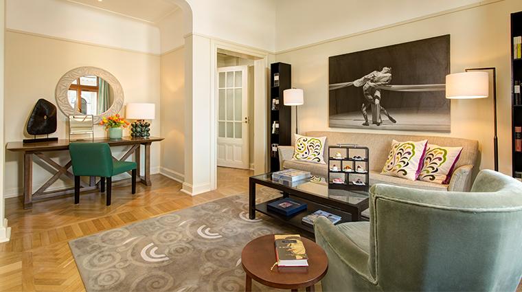 hotel astoria a rocco forte hotel suite living room