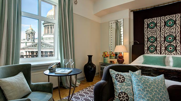 hotel astoria a rocco forte hotel tsar suite