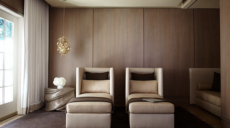 hotel bel air relaxation room