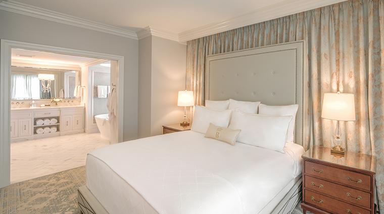 hotel bennett presidential suite