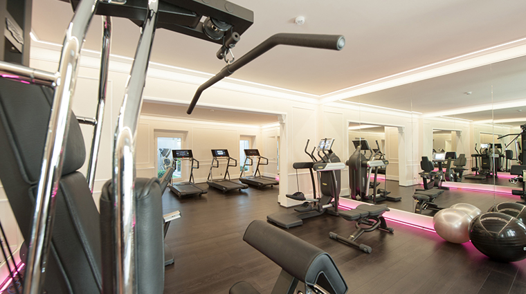 hotel brunelleschi fitness