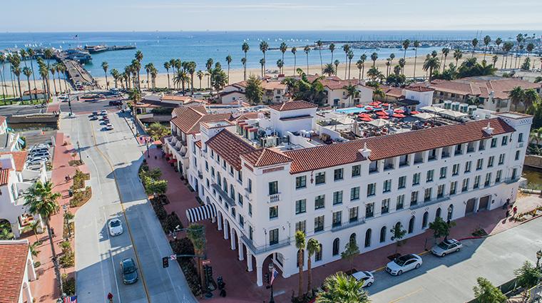 hotel californian aerial
