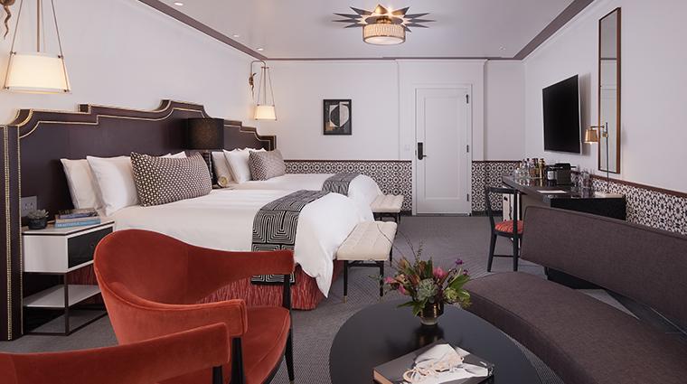 hotel californian granada guestroom
