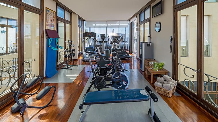 hotel casa fuster fitness center