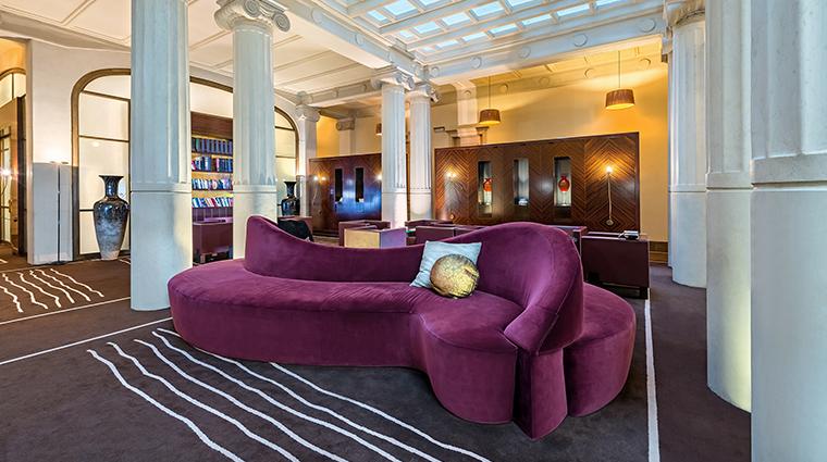 hotel casa fuster salon de lectura