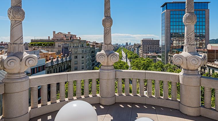 hotel casa fuster terraza mirador