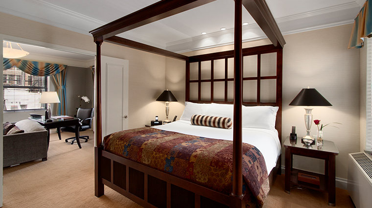 Hotel Chandler suite