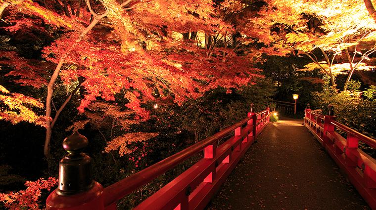 hotel chinzanso tokyo garden bridge