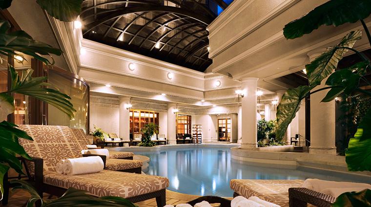 hotel chinzanso tokyo pool