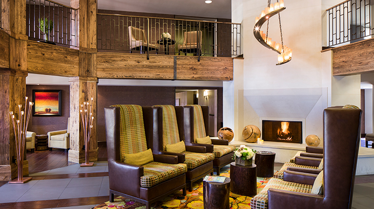 hotel corque lobby