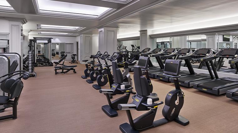 crescent court hotel dallas fitness