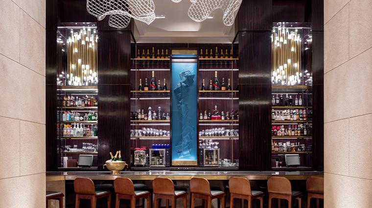 crescent court hotel dallas lobby bar