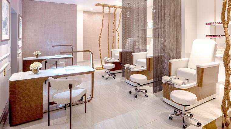 crescent court hotel dallas spa nail salon