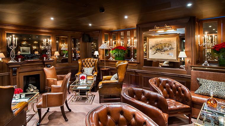 Hotel Angleterre lounge