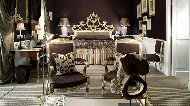 Hotel Angleterre suite