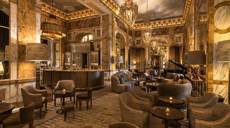 hotel de crillon a rosewood hotel Bar Les Ambassadeurs