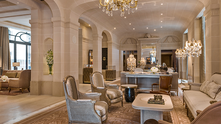 hotel de crillon a rosewood hotel Lobby
