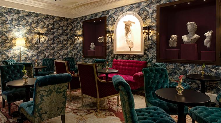 hotel de la ville Da Sistina Lounge