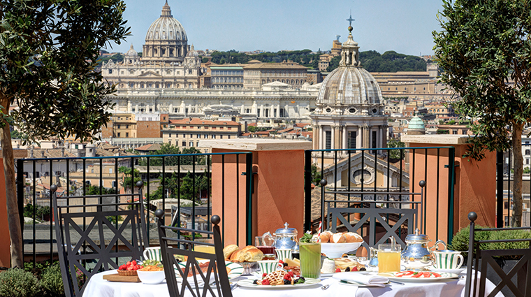 Escape To Remarkable Rome
