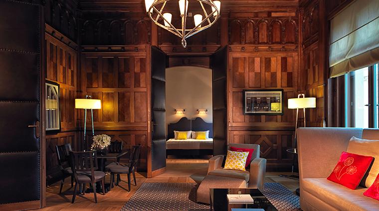 Hotel de Rome Renaissance Suite