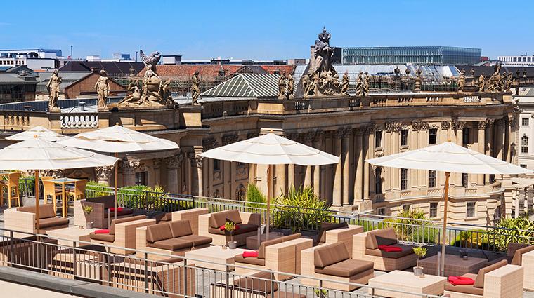 Hotel de Rome Rooftop