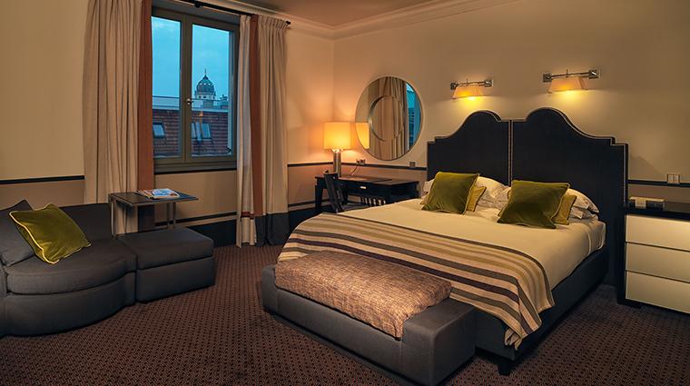Hotel de Rome deluxe room