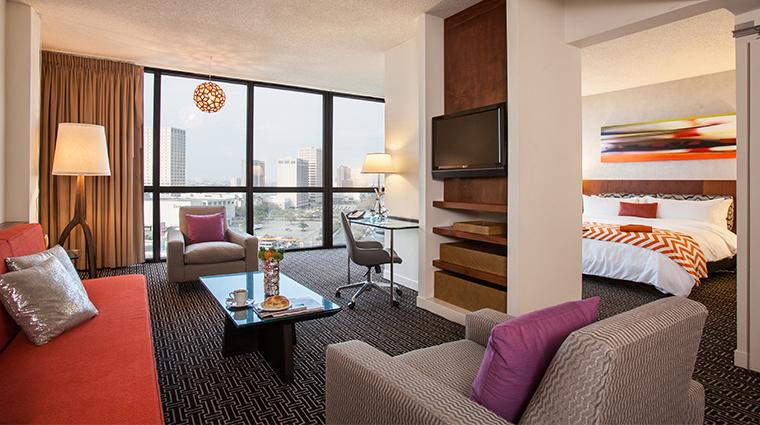 hotel derek junior suite
