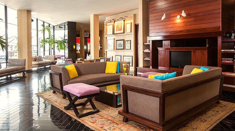 hotel derek lobby angle
