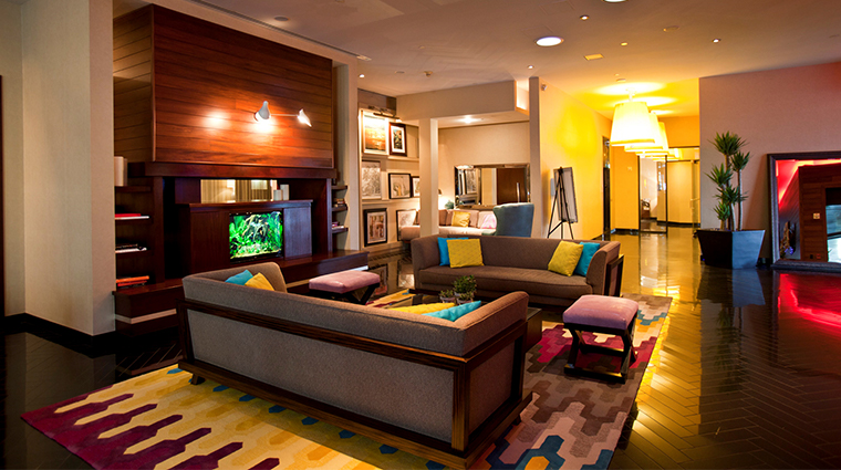 hotel derek lobby