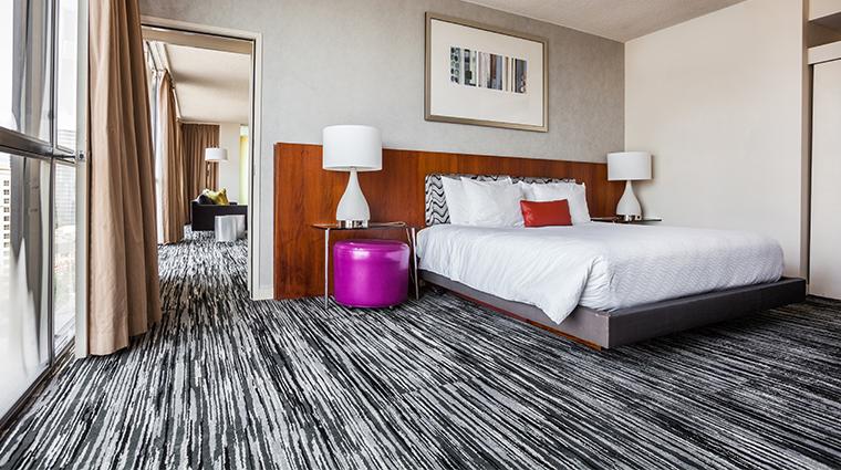 hotel derek penthouse suite