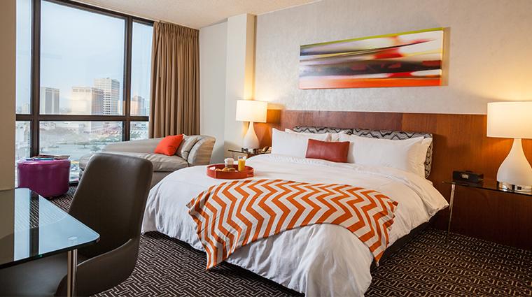 hotel derek standard guest room