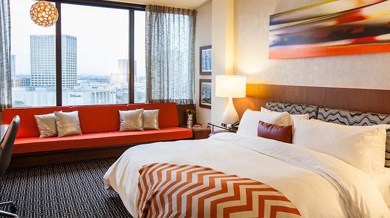 hotel derek superior room bedroom