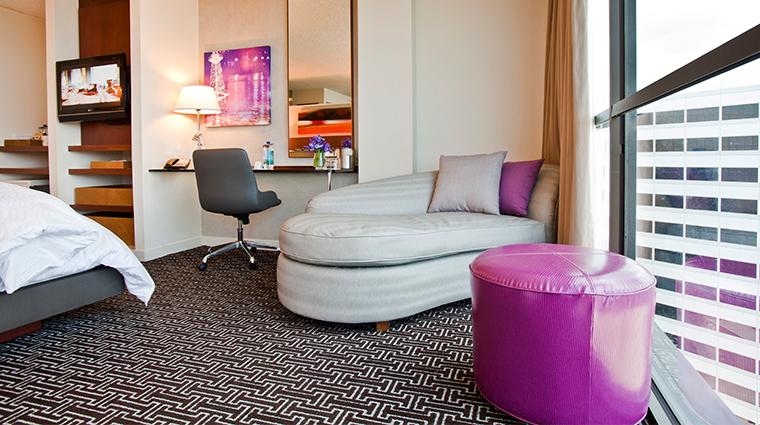 hotel derek terrace suite