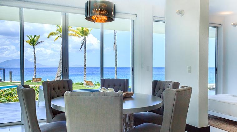 Cap Eden Roc dining room