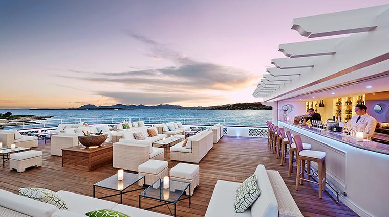 Cap Eden Roc lounge