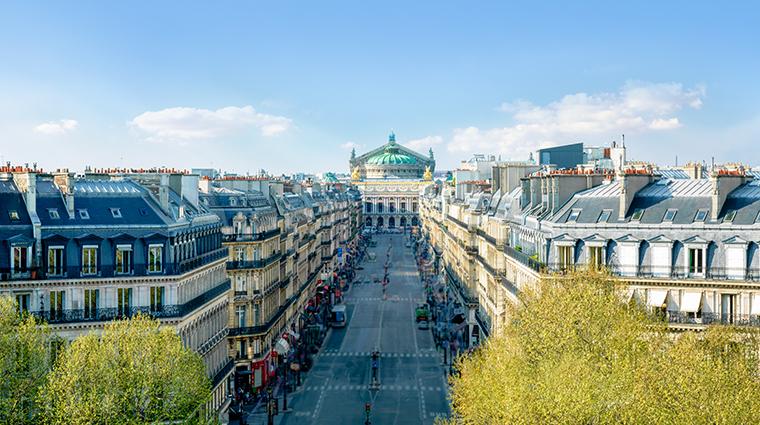Hotel Du Louvre Opera Avenue