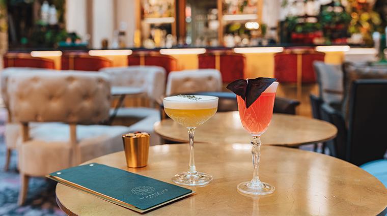 hotel du louvre a hyatt hotel Cocktails