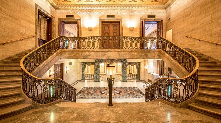 hotel du pont ballroom foyer