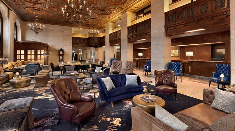 hotel du pont lobby