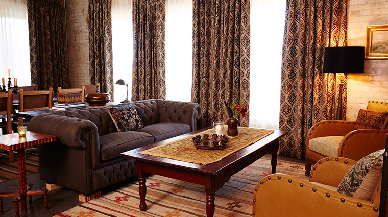 Property HotelEmma Hotel GuestroomSuite Suite715LivingArea HotelEmma