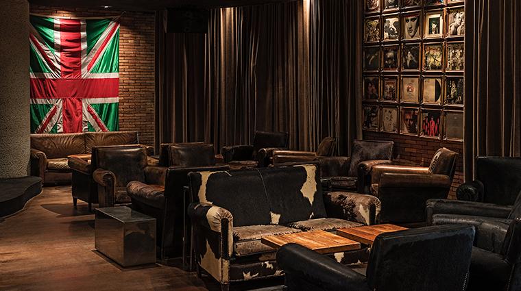 Fasano Rio de Janeiro lounge