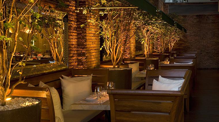 Fasano Rio de Janeiro restaurant indoor