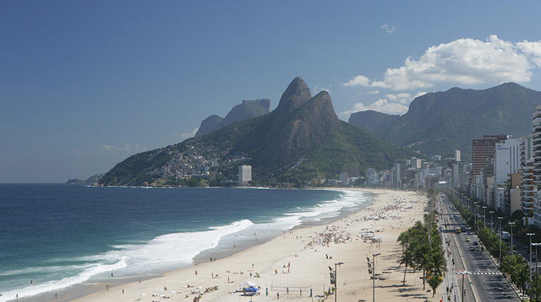 Fasano Rio de Janeiro view