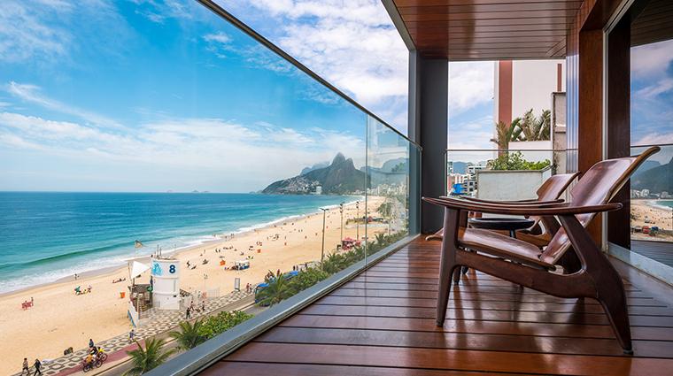 hotel fasano rio de janeiro beach room