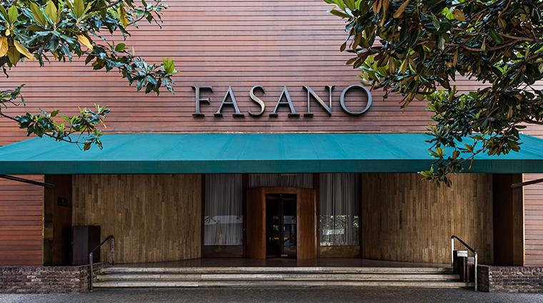 hotel fasano sao paulo exterior