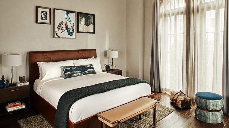 hotel figueroa deluxe king