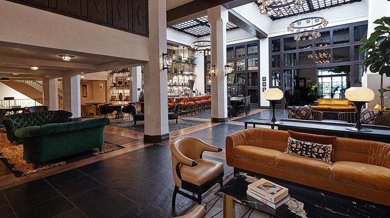 hotel figueroa lobby lounge