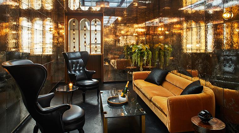 hotel figueroa private lounge