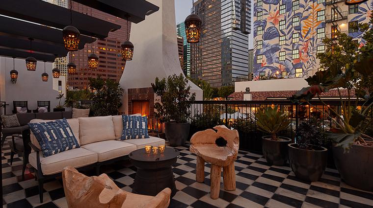 hotel figueroa terrace